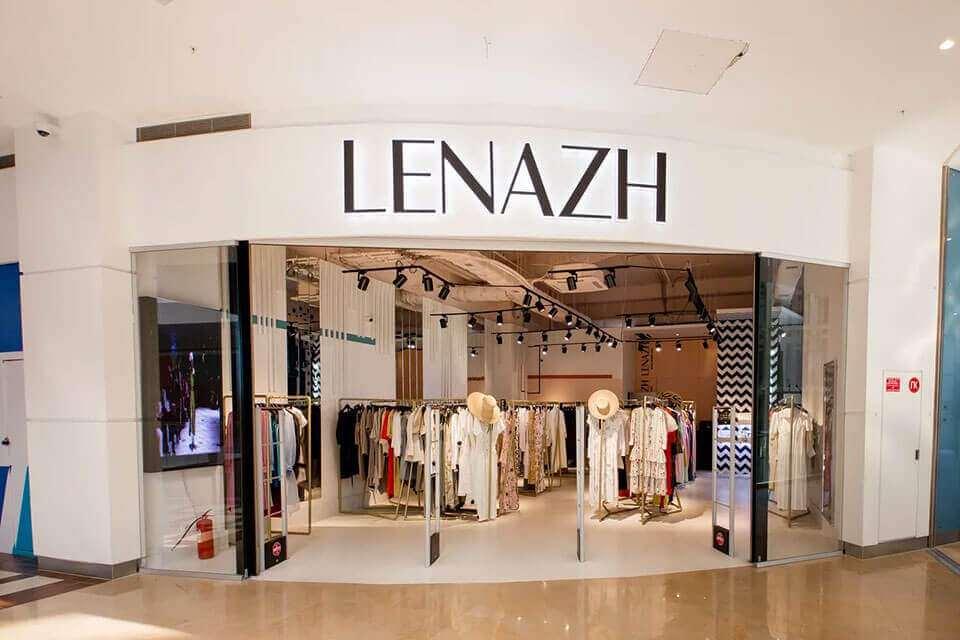 Lenazh — мультибрендовый магазин модных казахских дизайнеров
