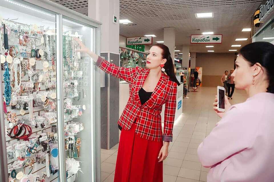 Тренинг по Визуальному мерчендайзингу для арендаторов ТК Макс, г. Саранск