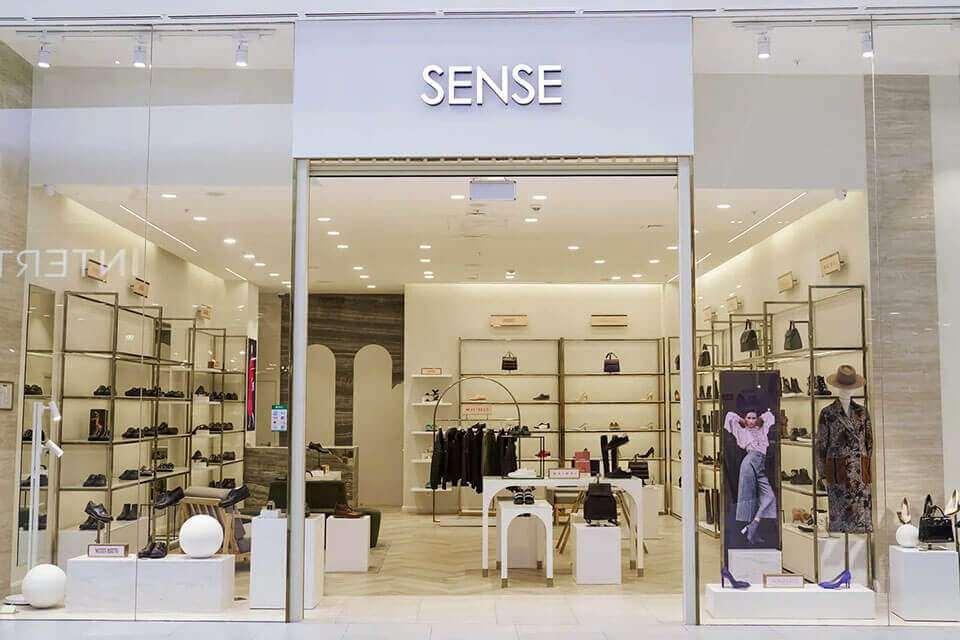 SENSE — мультибрендовый магазин обуви
