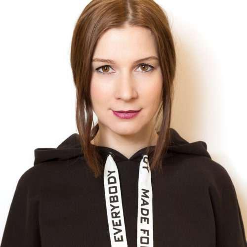 Марина Полковникова