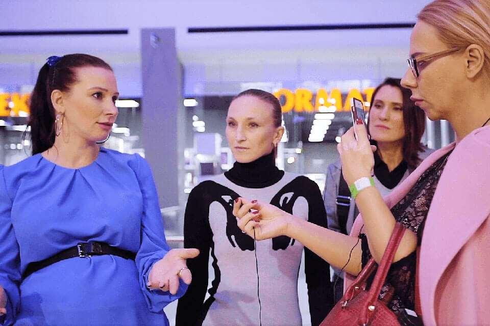 Тренинг по Визуальному мерчендайзингу для арендаторов OZ Молл, г. Краснодар